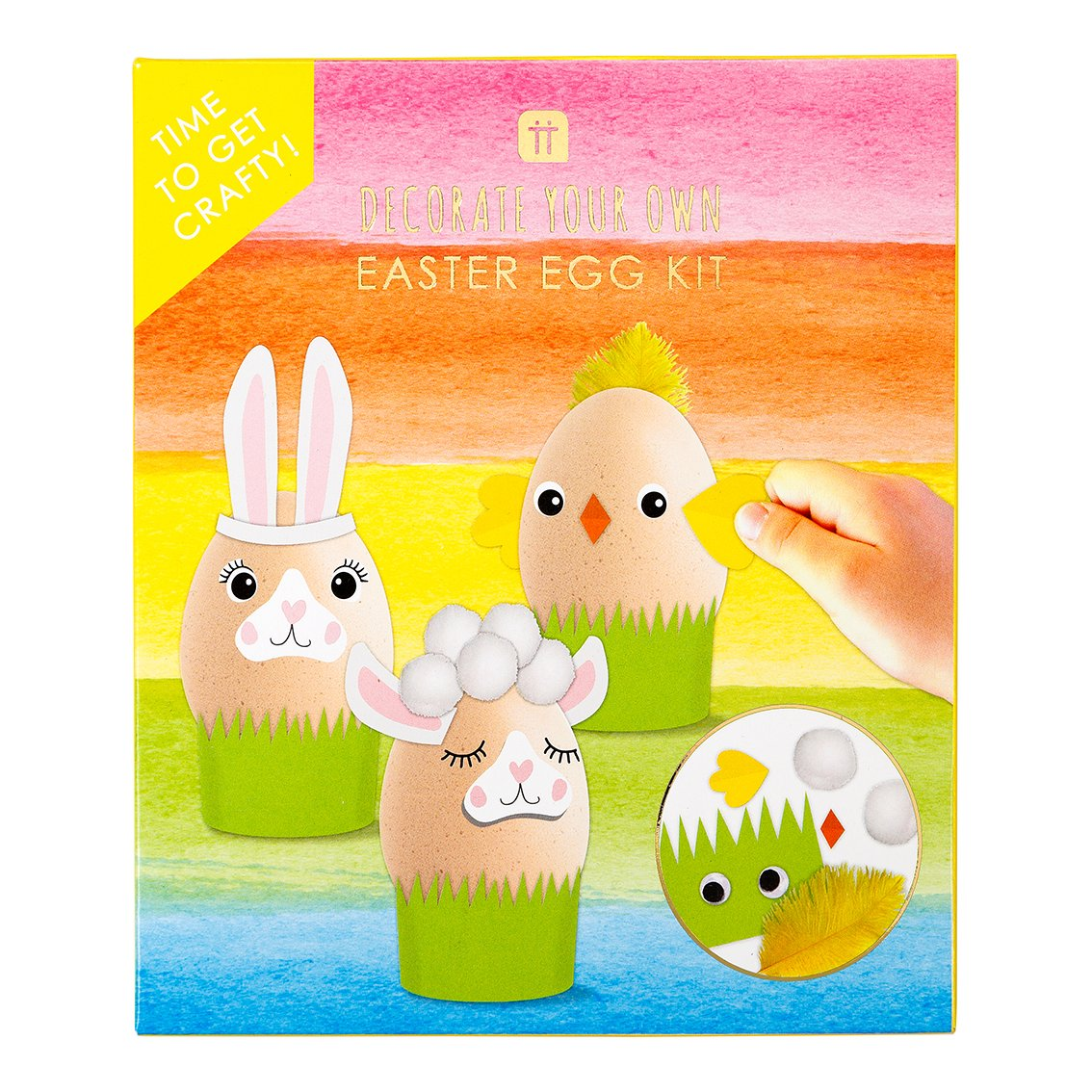 Easter Egg Decorating Kit - Talking Tables