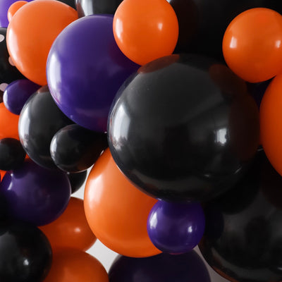 Halloween DIY Balloon Garland Kit