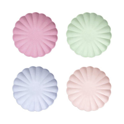 Simply Eco Small Plates - Pack of 8 - Meri Meri