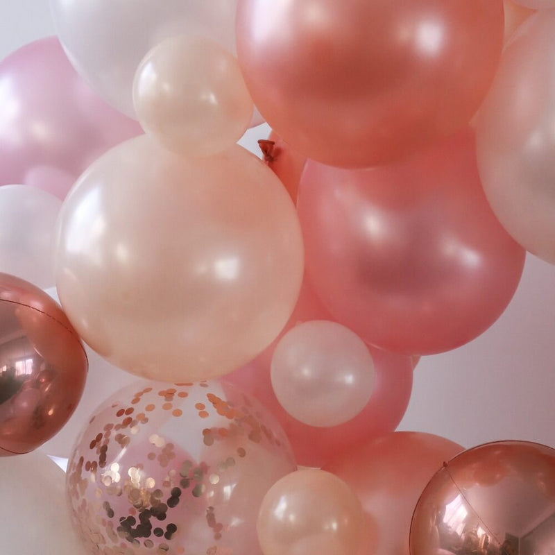 """Peachy Keen"" DIY Balloon Garland Kit"