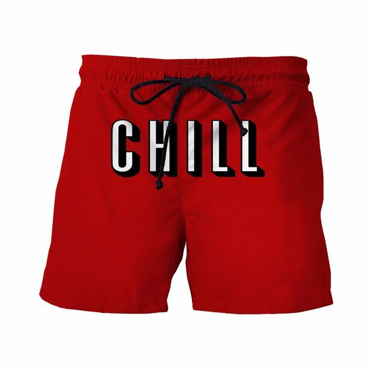 Netflix and CHILL Shorts