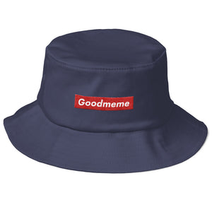 "Goodmeme ""LIMITED SPLY"" Bucket Hat"