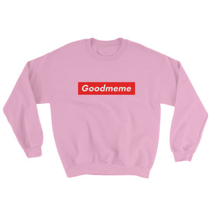 "Goodmeme ""LIMITED SPLY"" Sweatshirt"