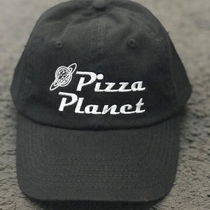 Pizza Planet Dad Hat