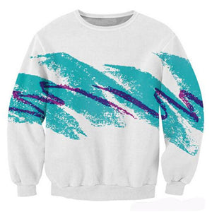 90s Retro Solo Cup Sweater