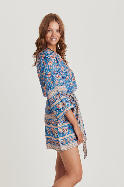 Bella Rosa Tunic Dress // Olympia