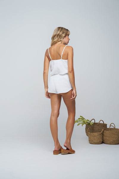 Cami Top // White