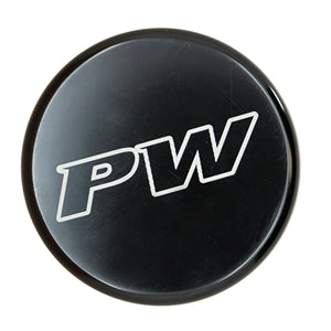 Performance World 127001 Black billet radiator cap