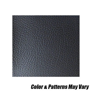 Performance World 270100 Black Synthetic Leather - per yard.