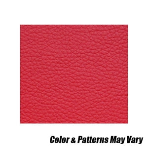 Performance World 270102 Red Synthetic Leather - per yard.
