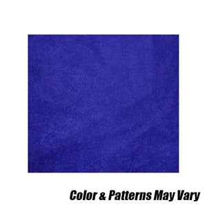 Performance World 270116 Blue Synthetic Suede - per yard.