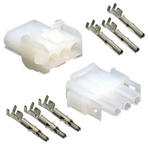 Performance World 320603 3-Pin Molex MLX Connectors