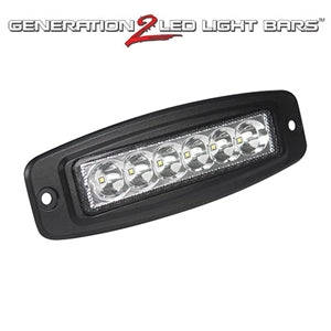 Performance World 407037 18W 6 Light LED Bar