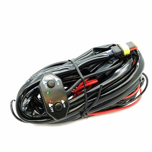 Performance World 408016 3-Way Wiring Harness