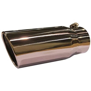 Performance World 428120 T304 Stainless Steel Exhaust Tip