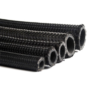 Performance World 500008 -8AN Braided Nylon/Stainless Steel Hose