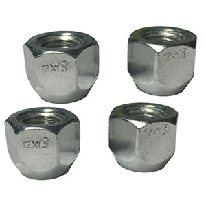 "Performance World 50001 12mmx1.5 replacement lug nuts for 1"" wheel adapters 4/pk"