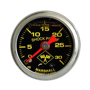 Performance World 5230S 0-30PSI Fuel Pressure Gauge
