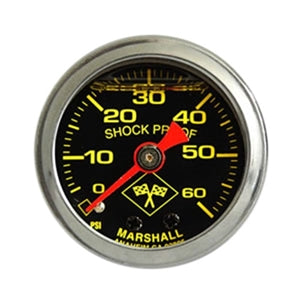 Performance World 5260S 0-60PSI Fuel Pressure Gauge