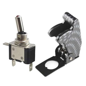 Performance World 560106 Carbon Fiber Missile Switch