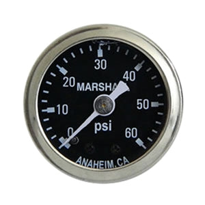 Performance World 5660 0-60PSI Fuel Pressure Gauge