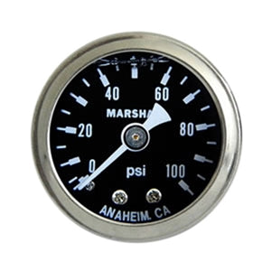 Performance World 5700 0-100PSI Fuel Pressure Gauge