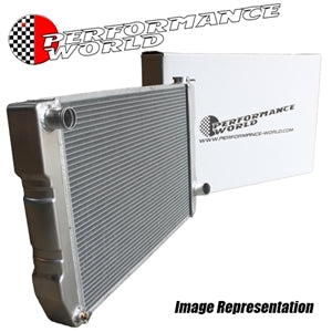 Performance World 70022 Ford Mopar Lightweight Radiator