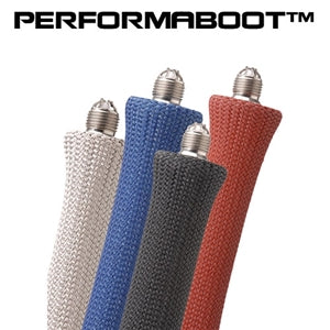 Performance World 744208 PerformaBoot Spark Plug Boot Protectors Red