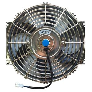 "Performance World 7710C 10"" Chrome Electric Fan"