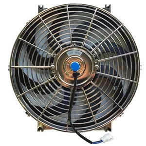 "Performance World 7714C 14"" Chrome Electric Fan"