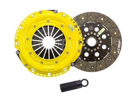 ACT HD Clutch Kit w/Solid Hub Street Disc