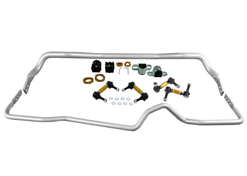Sway bar - vehicle kit