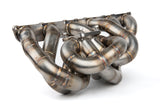 NXT LVL RB25/RB26 T4 Twin Scroll Top-Mount Turbo Manifold