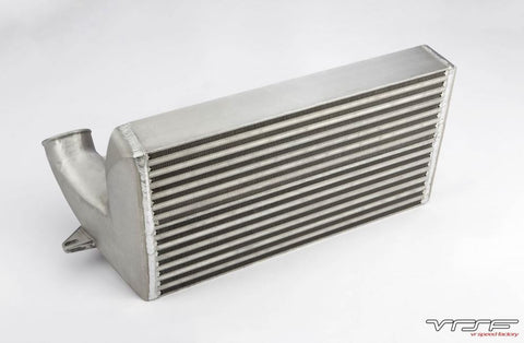 "VRSF 1000whp 7.5"" Stepped Race Intercooler FMIC Upgrade Kit 07-12 135i/335i N54 & N55 E82/E90/E92"