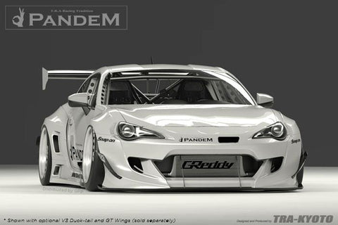 Greddy Pandem/Rocket Bunny V3 Body Kit (w/Wing) FR-S/BRZ/86