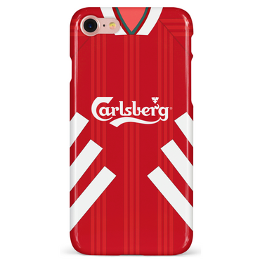 Liverpool Football Phone Case 1993 Home Kit For Iphone Samsung