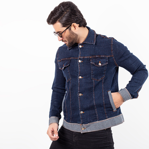 DEXTERA DENIM JACKET