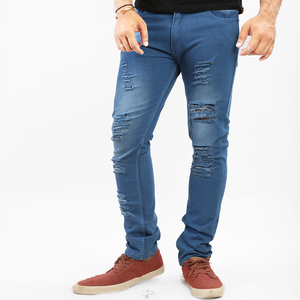 Jordan Ripped Denim Jeans