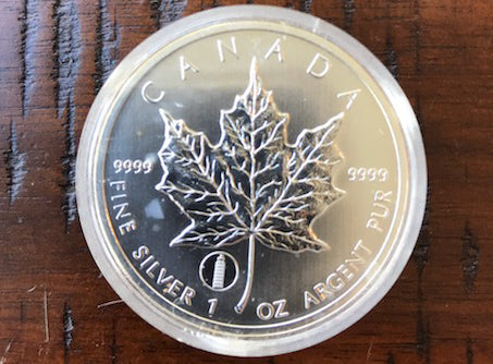 1 oz 2012 Tower of Pisa Privy Maple Leaf