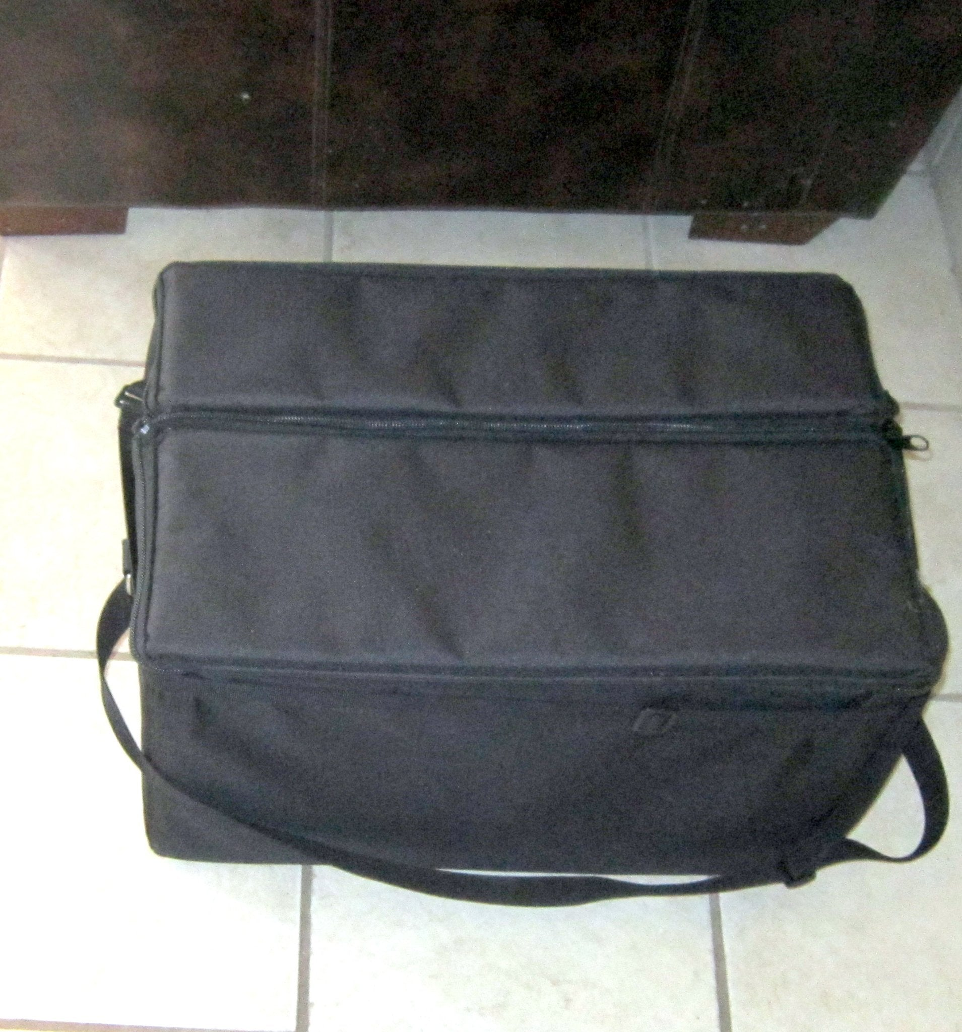 Portable GO-Anywhere Sport Tub Bench (SPT) and Transfer Section travel bags