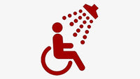Versatile Shower Wheelchair