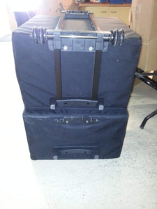 Wheeled Travel Case w/ Retractable Handle