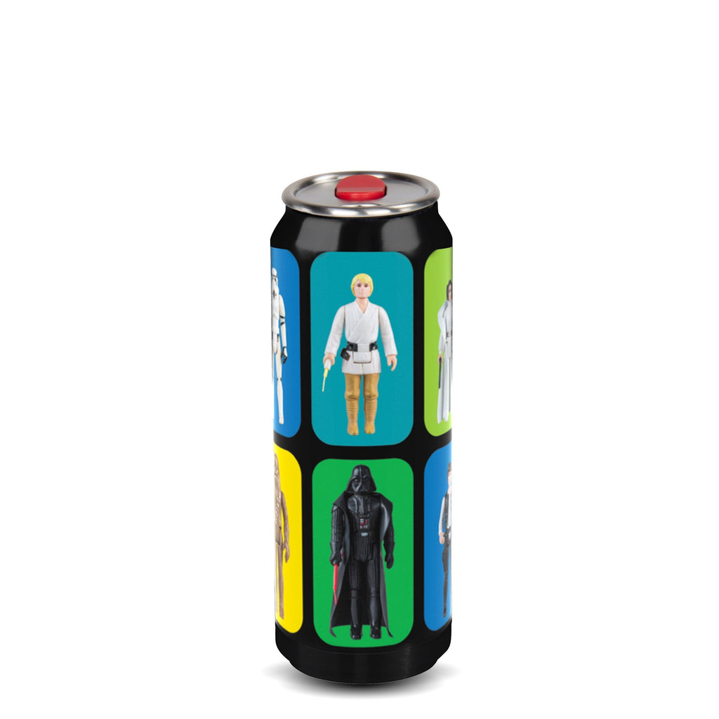 Star Wars Mint In Box 16 Oz Stainless Steel Can Tumbler