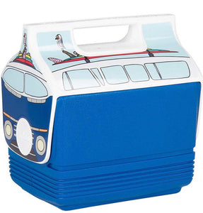 IGLOO PLAYMATE MINI SAPPHIRE/WHITE MICRO BUS