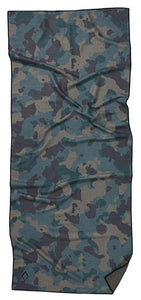 NOMADIX CAMO GREEN TOWEL