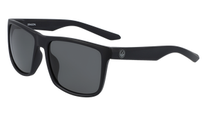 DRAGON MERIDIEN LL H20 POLAR- MATTE BLACK/SMOKE