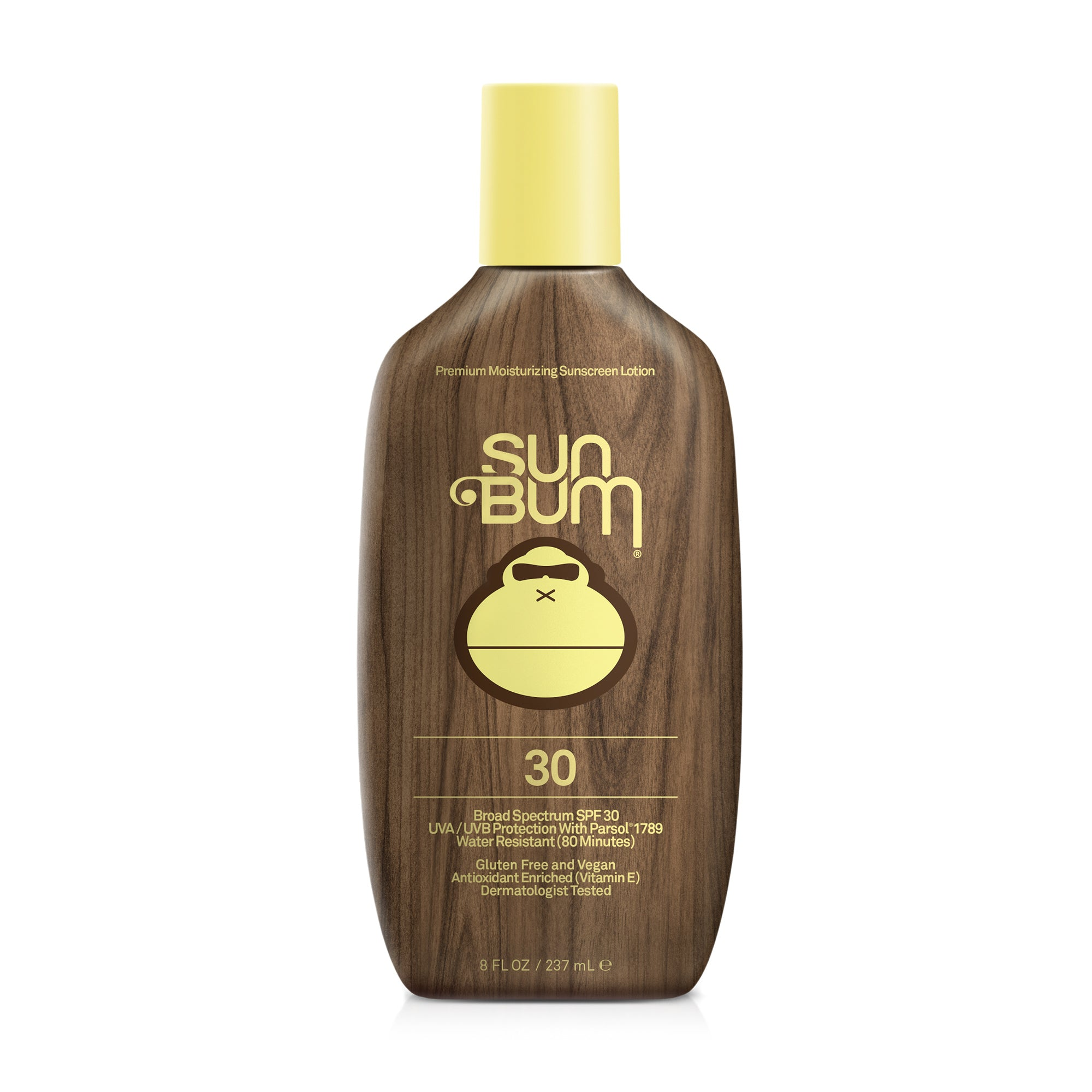 SUN BUM SPF 30 LOTION 8OZ.