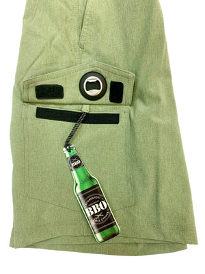 LOCALS MENS STRIKE STRETCH HYBRID CARGO W/BOTTLE OPENER