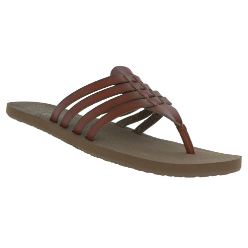 COBIAN WOMENS ALOHA CHOCOLATE
