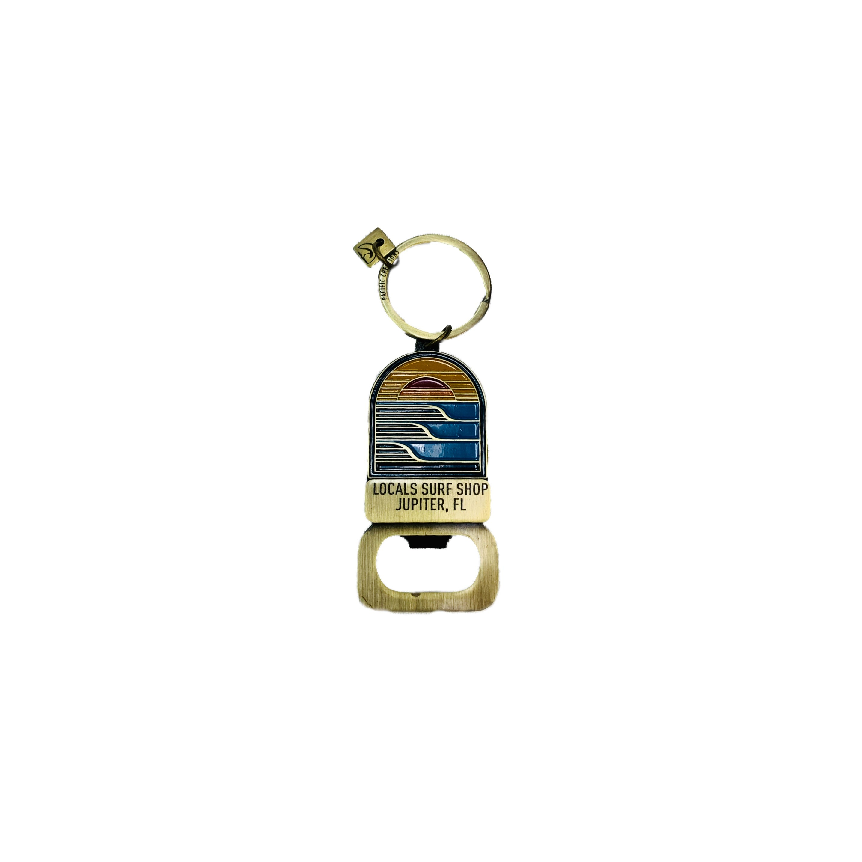 LOCALS SURF FORMATION KEY CHAIN